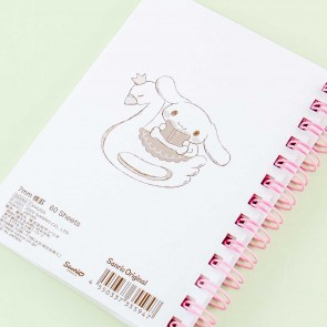 Cinnamoroll Spiral Notebook