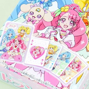 Healin' Good Pretty Cure Playing Cards