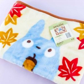 My Neighbor Totoro Autumn Blanket