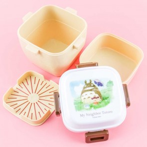 My Neighbor Totoro Field Day Salad Bento Box
