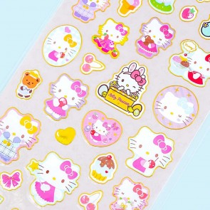 Hello Kitty Fashion Stickers