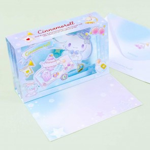 Cinnamoroll Fantasy Pop-Up Greeting Card