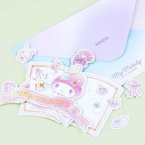 My Melody Magical Sea Pop-Up Greeting Card