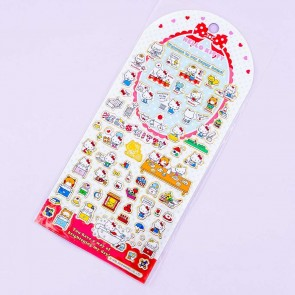 Hello Kitty Happy Home Stickers