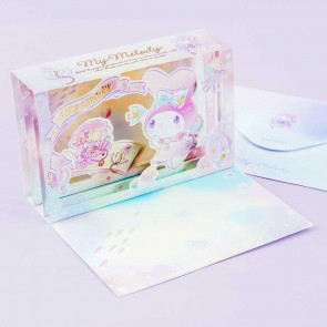 My Melody Fantasy Pop-Up Greeting Card