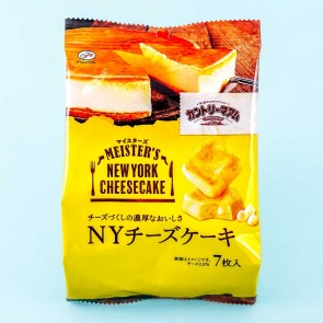 Fujiya Country Ma'am MEISTER's New York Cheese Cookies