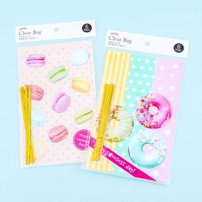 Sweetest Day Mini Wrapping Bags