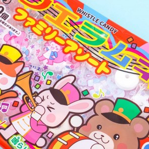 Coris Whistle Candy - Assorted Family Ramune