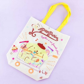 Pompompurin Candy Cart Tote Bag
