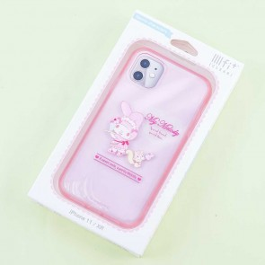 My Melody Cafe Protective Clear Case for iPhone 11 / XR