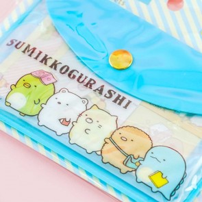 Sumikko Gurashi School Time Sticky Notes With Pouch