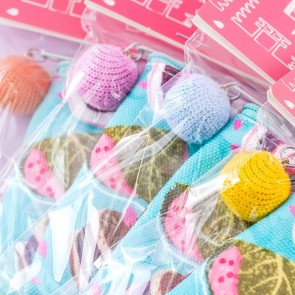 Japanese Sweets Pouch