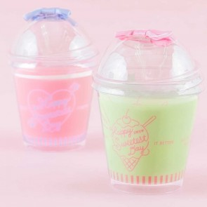 Sweetest Day Wrapping Cups With Dome-Shaped Lids
