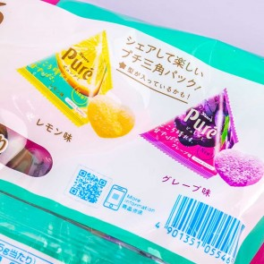 Kanro Puré Assorted Gummy Pack