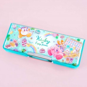 Kirby Picnic Time Double Sided Pencil Case