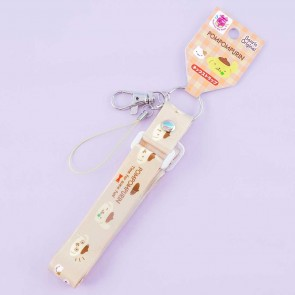 Pompompurin Expressions Lanyard