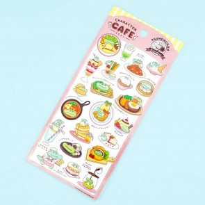 Tunda-Chan Character Cafe Stickers