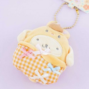 Pompompurin Easter Bunny Clasp Coin Purse