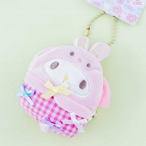 My Melody Easter Bunny Clasp Coin Purse