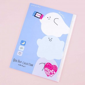 Boo Boo Collection Drawing Notebook