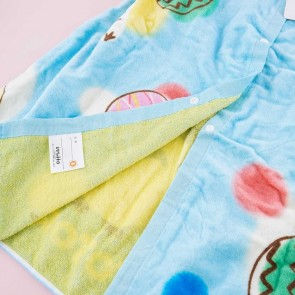 My Neighbor Totoro Summer Wrap Towel With Buttons