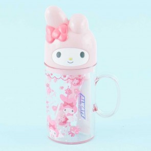 My Melody Toothbrush Set With Cup