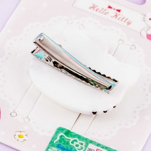 Hello Kitty Sweet Dotted Hair Clip