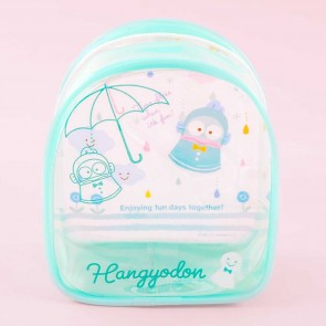 Hangyodon Happy Rainy Day Clear Pouch Charm
