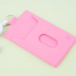 Kirby Silicone Card Case
