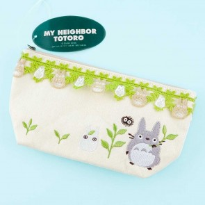 My Neighbor Totoro Leafy Long Pouch