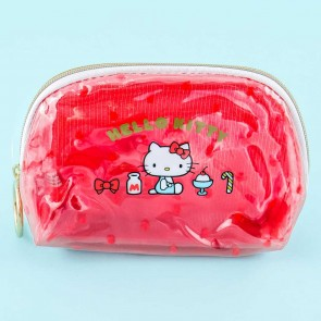Hello Kitty Dessert Time Clear Pouch