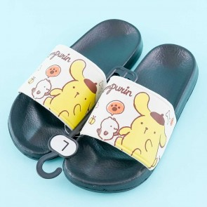 Pompompurin & Muffin Bathroom Slippers - Large