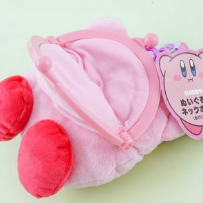 Kirby Plushie Pouch