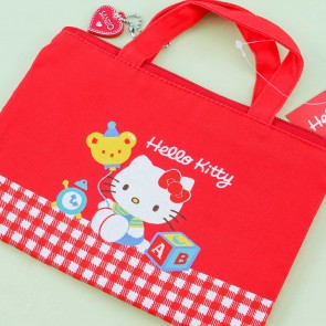 Hello Kitty Telephone Flat Pouch