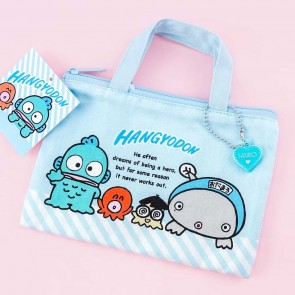 Hangyodon Hang Out Flat Pouch