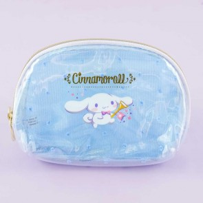 Cinnamoroll Magic Trumpet Shell-Shaped Cosmetic Pouch
