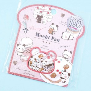 Mochi Pan Cherry Home Cafe Sticker Flakes