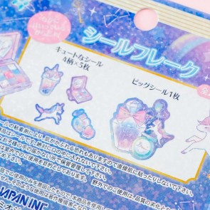 Sweetie Party Sticker Flakes
