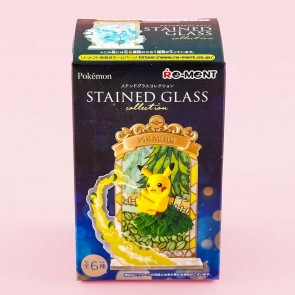 Re-Ment Pokemon Stained Glass Collection