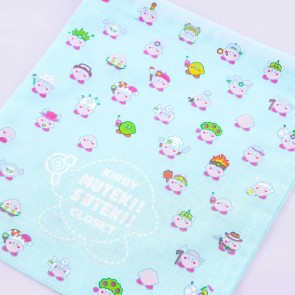 Kirby Dress-Up Drawstring Pouch