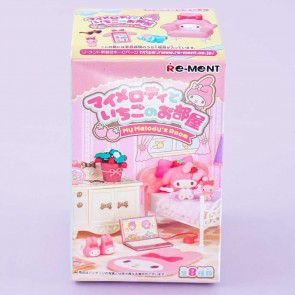 Re-Ment My Melody's Strawberry Room