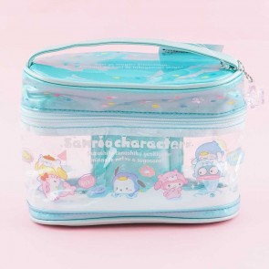 Sanrio Characters Ice Friends Cosmetic Bag