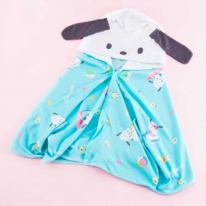 Pochacco Summer Time Hooded Towel
