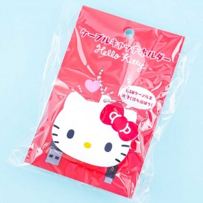Hello Kitty Cable Catch Holder Charm