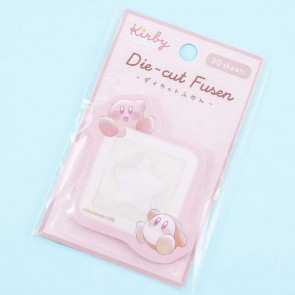 Kirby & Waddle Dee Die-Cut Sticky Notes