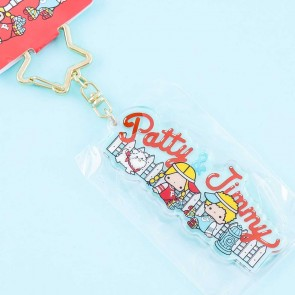 Patty & Jimmy Roller Skating Fun Charm With Star Clip