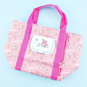 My Melody Lunch Bag With Tissue Pocket