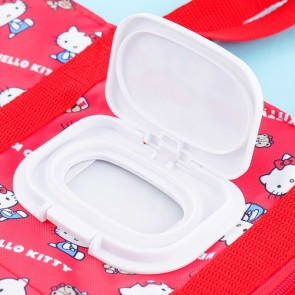 Hello Kitty Lunch Bag With Tissue Pocket