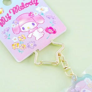 My Melody Floral Ribbon Fantasy Charm With Star Clip