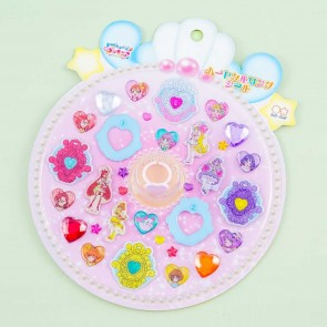 Tropical-Rouge! Pretty Cure Ring & Sticker Set